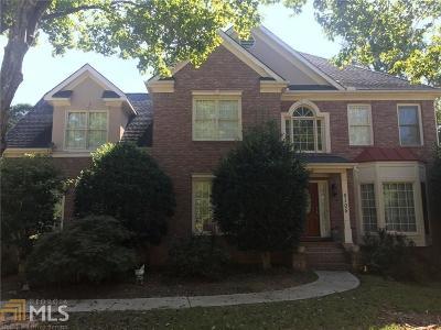 Lilburn Single Family Home For Sale: 5105 Sunset Maple Trl