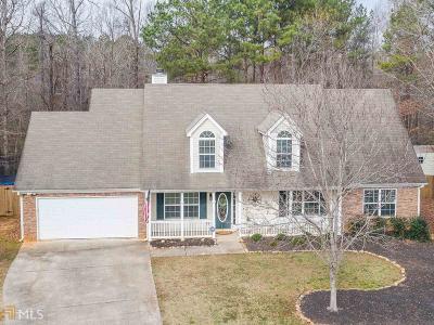 Locust Grove GA Single Family Home Under Contract: $189,900