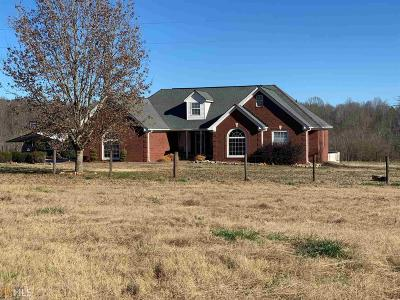 Franklin County Single Family Home New: 2164 Toms Creek Rd