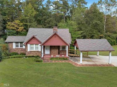 Stockbridge Single Family Home New: 1526 E Atlanta Rd