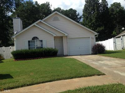 Mcdonough Single Family Home Back On Market: 204 Ashton Ct