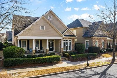 Suwanee Single Family Home Under Contract: 600 Grove Field Ct