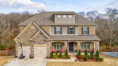 Braselton Single Family Home For Sale: 776 Sienna Valley Dr