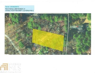 Powder Springs Residential Lots & Land For Sale: 1888 Rainbow Ln