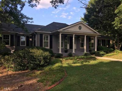Gainesville Single Family Home New: 688 Piedmont Rd