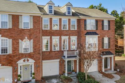 Roswell Condo/Townhouse Under Contract: 2034 Merrimont Way
