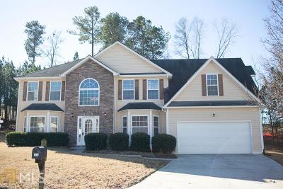 Douglasville Single Family Home New: 3191 Berthas Overlook