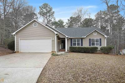 Ellenwood Single Family Home New: 161 Orchard Hill Dr