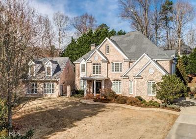 Marietta Single Family Home New: 2930 NW Burnt Hickory Rd