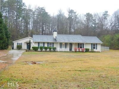 Covington Single Family Home New: 770 Starrsville Rd