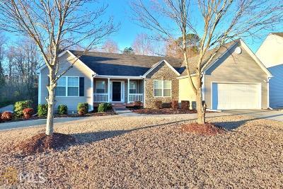 Loganville Single Family Home New: 1281 Webb Farm Ln