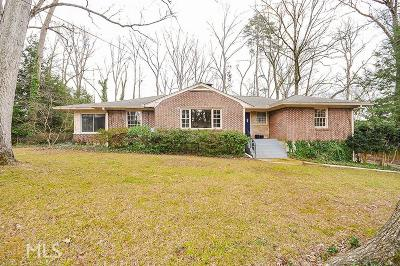 Decatur Single Family Home New: 2216 Azalea Cir