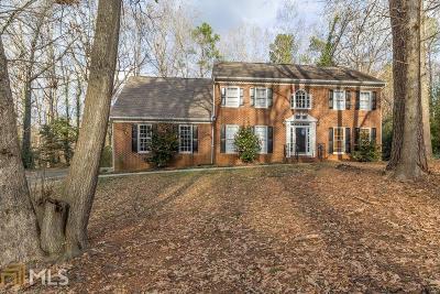 Lilburn Single Family Home For Sale: 3781 Windhurst Dr