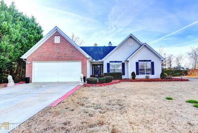 Buford Single Family Home Under Contract: 3201 Milstead Walk Way