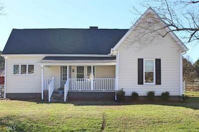 Loganville Single Family Home New: 3501 Stephens Rd