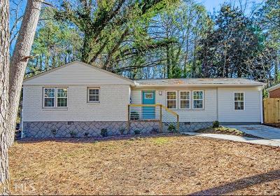 Decatur Single Family Home New: 690 Farrar Ct