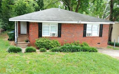 Atlanta Single Family Home Under Contract: 99 Norwood Ave