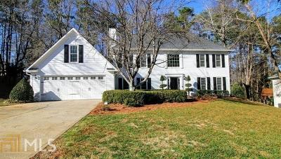 Kennesaw Single Family Home Back On Market: 2109 Jockey Hollow Dr