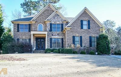 Dacula Single Family Home New: 3620 Glenaireview Ct