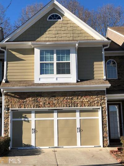 Lawrenceville Condo/Townhouse Under Contract: 2656 Pierce Brennen Ct #2