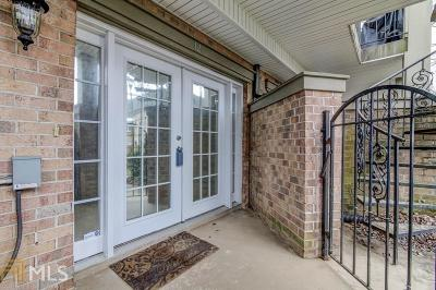 Sandy Springs Condo/Townhouse For Sale: 6980 Roswell Rd #K12