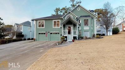 Acworth Single Family Home Back On Market: 4922 Pippin Dr