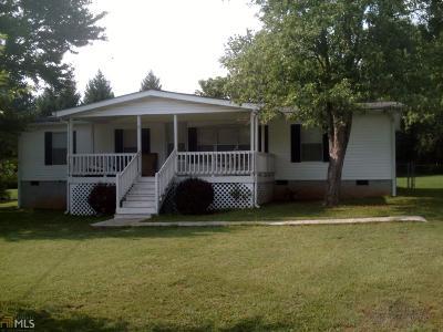Covington Single Family Home New: 80 Barber