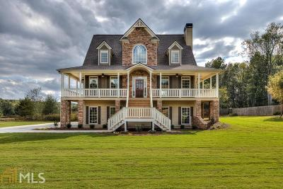 Euharlee Single Family Home For Sale: 92 River Walk Pkwy
