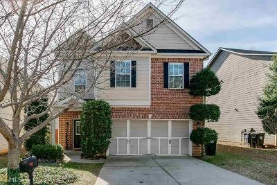 Buford Single Family Home Under Contract: 5361 Apple Grove Rd
