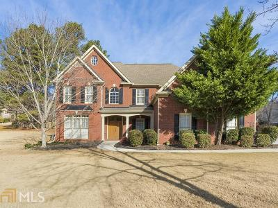 Powder Springs Single Family Home New: 4862 Manatee Ct