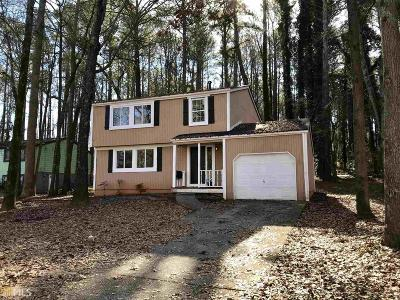 Peachtree City GA Single Family Home New: $159,000