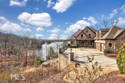 Hall County Single Family Home New: 3769 Harbour Lndg Dr