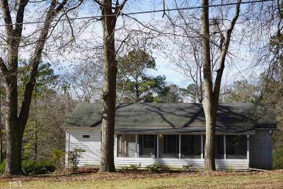 Austell Single Family Home For Sale: 5980 S Gordon