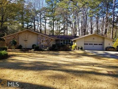 Marietta Single Family Home New: 525 Weatherfield Ter