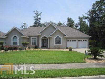 Kingsland GA Single Family Home New: $259,900