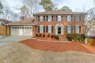 Lilburn Single Family Home New: 862 Angevine