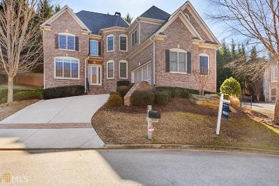 Douglasville Single Family Home For Sale: 5839 Sarazen Trl