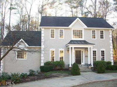 Inman Park Single Family Home Under Contract: 3154 Inman Park Ct