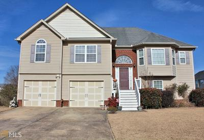 Douglasville Single Family Home New: 44 Craig Meadows Ln