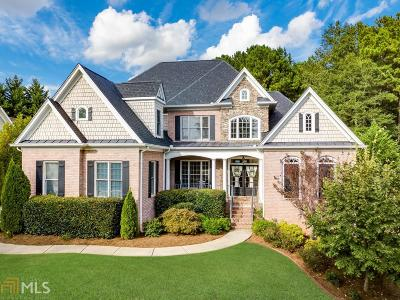 Braselton Single Family Home Under Contract: 2373 Bronze Oak Ln