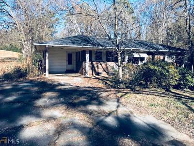 MABLETON Single Family Home Under Contract: 40 Sheraton