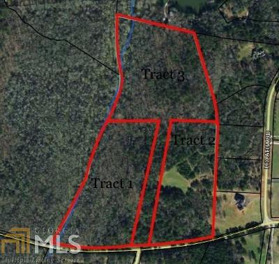 Covington Residential Lots & Land New: County Line Rd #11 Ac