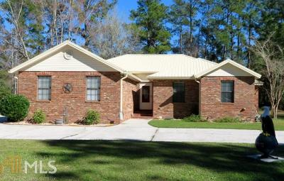 Kingsland GA Single Family Home Under Contract: $220,000