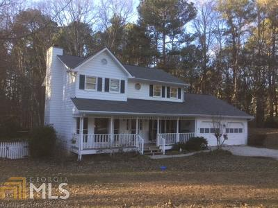 Snellville Single Family Home New: 2620 Shiloh Hills Ct #No 3