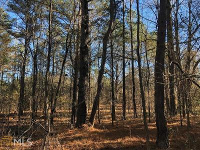 Covington Residential Lots & Land New: County Line Rd #16 Ac