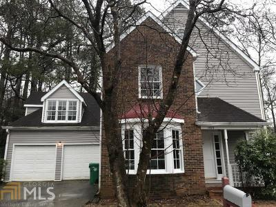 Stone Mountain Single Family Home For Sale: 1469 Briers