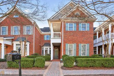 Roswell Condo/Townhouse New: 8420 Parker Pl
