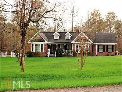 Loganville Single Family Home Under Contract: 3850 Governors Cir