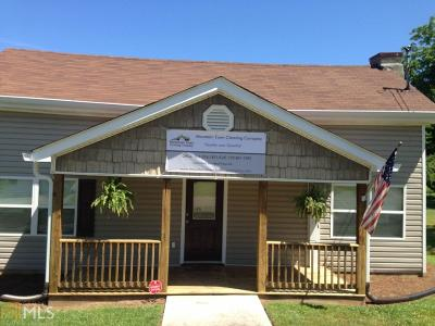 Gilmer County Commercial For Sale: 49 E Oak St