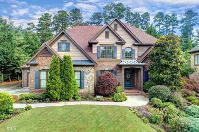 Buford Single Family Home New: 2788 Hidden Falls Dr